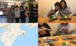 三重県志摩で骨盤力スクール